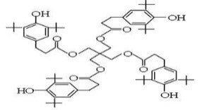 antioxidant-1010  CAS 6683-19-8 chemical structure info@baoxuchem.com